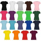 Camiseta Jamaica NIÑA Color 150gr