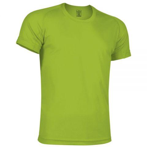 Camiseta poliester técnic m/c NIÑO Resistance VALE